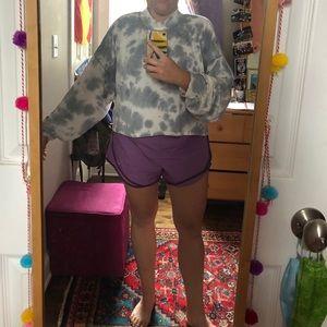 Lightweight Tie Dye Sweatshirt
